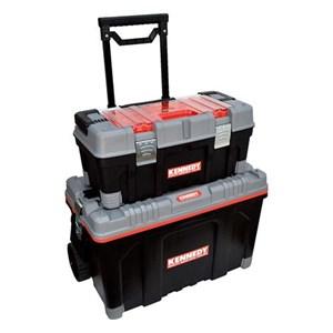 Kennedy KEN-593-9810K 2 In 1 Rolling Tool Boxes