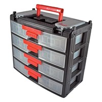 Kennedy KEN-593-1760K 4-Drawer Parts Cabinets Tool Boxes 1