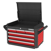 Kennedy KEN-594-2240K Professional Top Tool Chest 1