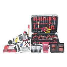 Kennedy KEN-595-3040K 122-Piece Deluxe Service Engineers Tool Kit