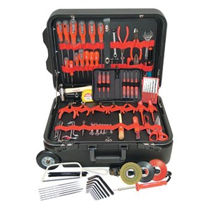 Kennedy KEN-595-3020K 102-Piece Service Engineers Tool Kit