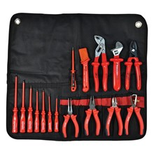 Kennedy KEN-595-3420K 17-Piece Live Line VDE Tool Kit