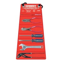 Kennedy KEN-595-0070K 7-Piece Maintenance Tool Kit 1