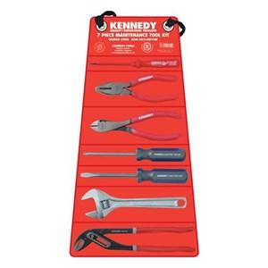 Kennedy KEN-595-0070K 7-Piece Maintenance Tool Kit