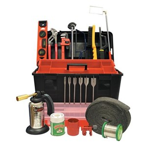 Kennedy KEN-595-4010K 22-Piece Plumbers Tool Kit