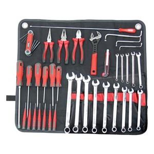 Kennedy KEN-595-3460K 45-Piece Pro Torq Maintenance Tool Roll Kit