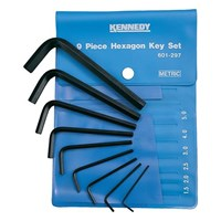 Kennedy KEN-601-2970K Walleted Sets Hexagon Keys