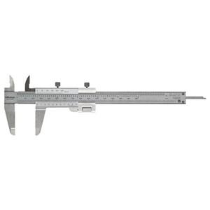 Mitutoyo 532-119 Metric - Inch with Fine Adjustment Vernier Caliper