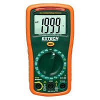 Extech EX310 Mini Voltage Detector and Digital Multimeter
