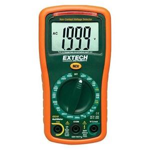 Extech EX310 Mini Voltage Detector and Digital Multimeter