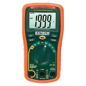 Extech EX320 Mini Voltage Detector and Digital Multimeter