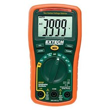 Extech EX330 Mini Voltage Detector and Digital Multimeter