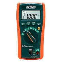 Extech EX360 True RMS with NCV and LoZ Multimeters
