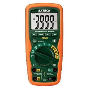 Extech EX505 CAT IV Heavy Duty True RMS Multimeter