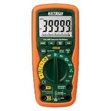 Extech EX530 CAT IV Heavy Duty True RMS Multimeter