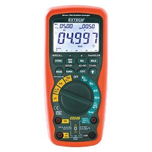 Extech EX542 Real Time Streaming with Datalogging Multimeter