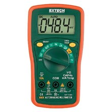 Extech MN36 Autoranging 10 Functions Digital Mini Multimeter