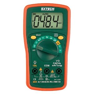 Dari Extech MN36 Autoranging 10 Functions Digital Mini Multimeter 0