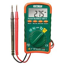 Extech DM110 Autoranging Mini Pocket Multimeter