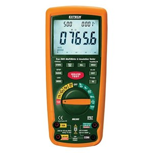Extech MG300 CAT IV Insulation Tester or Multimeter
