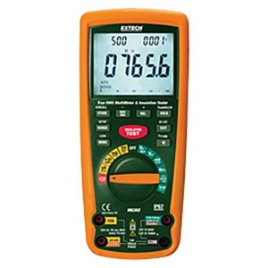 Extech MG302 CAT IV Insulation Tester or Multimeter