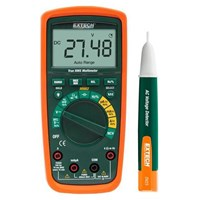 Jual Extech MN62-K AC Voltage Detector with True RMS Multimeter
