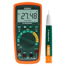 Extech MN62-K AC Voltage Detector with True RMS Multimeter