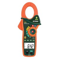 Extech EX850 IR with Bluetooth and True RMS AC-DC 1000 A Clamp Meter 1