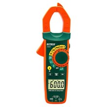 Extech EX650 True RMS 600 A Clamp Meter