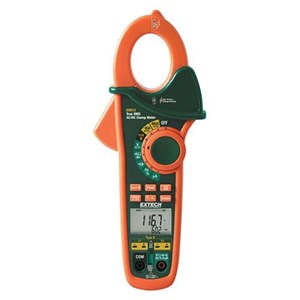 Extech EX613 NCV and True RMS 400 A Dual Input Clamp Meter