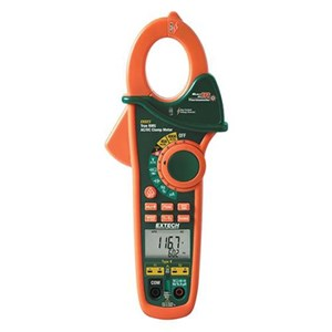 Extech EX623 NCV and True RMS 400 A Dual Input Clamp Meter