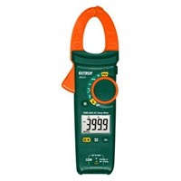 Extech MA443 NCV and True RMS 400 A Dual Input Clamp Meter 1