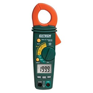 Extech MA200 with 400 A Clamp Meter
