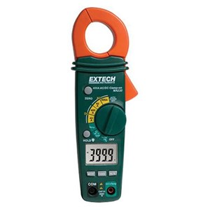 Extech MA220 with 400 A Clamp Meter