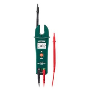 Extech MA260 True RMS 200 A Open Jaw Clamp Meter