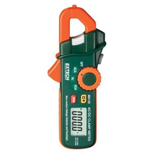 Extech MA120 Voltage Detector 200 A and Mini Clamp Meter
