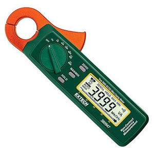 Extech 380942 AC-DC True RMS Mini Clamp Meter