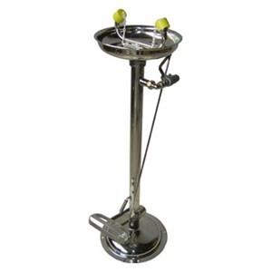 CIG 21CIG15014000 Stainless Steel Pedestal Mounted Eye Wash