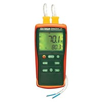 Extech EA10 Easy View Type K Dual input with Dual readings Thermometer