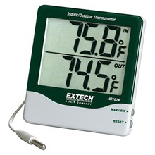 Extech 401014 Indoor - Outdoor Thermometer