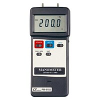 Jual Lutron PM-9102 Differential Input Manometer