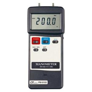 Lutron PM-9102 Differential Input Manometer