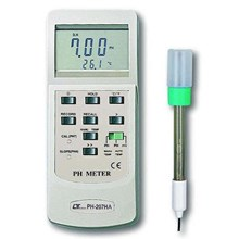 Lutron PH-207HA Mini PH Meter