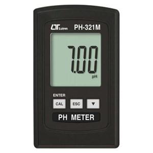 Dari Lutron PH-321M Monitor PH Meter 0
