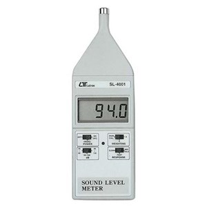 Lutron SL-4001 Sound Level Meter