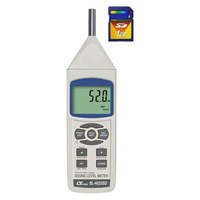Jual Lutron SL-4023SD with SD Card Data Recorder Sound Level Meter