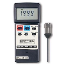 Lutron VB-8220 Vibration Meter