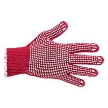 CIG 16CIG7702 Red Cotton Glove Hand Protection