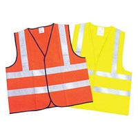 CIG 17CIG1T02 Safety Work Vest