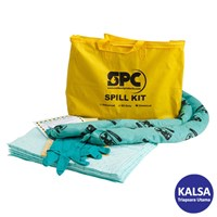Brady SKH-PP Chemical Hazwik Economy Portable Spill Kit